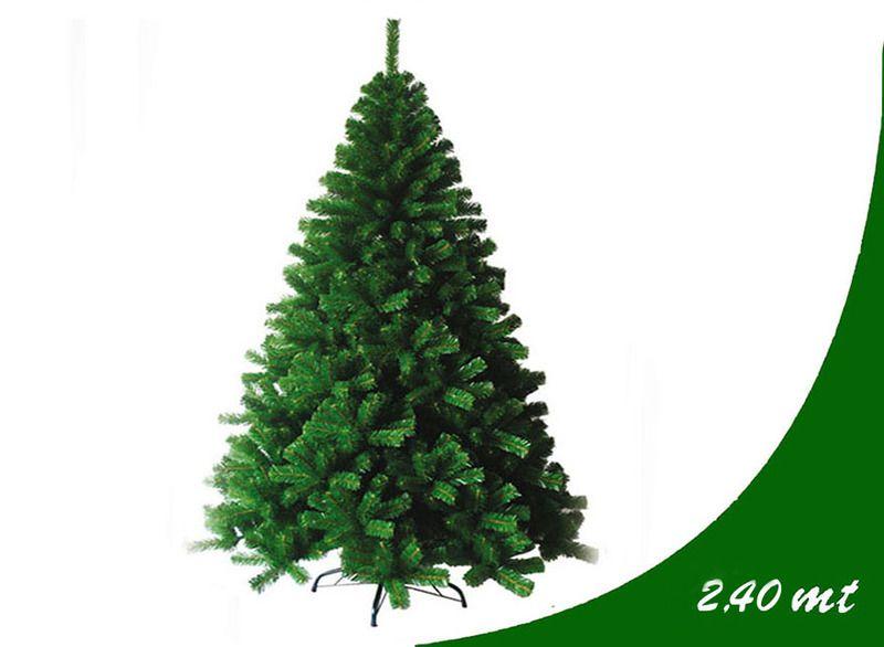 Albero Di Natale 240 Cm.Albero Di Natale Verde Minnesota Molto Folto Pino Artificiale Natalizio 240cm It Ebay
