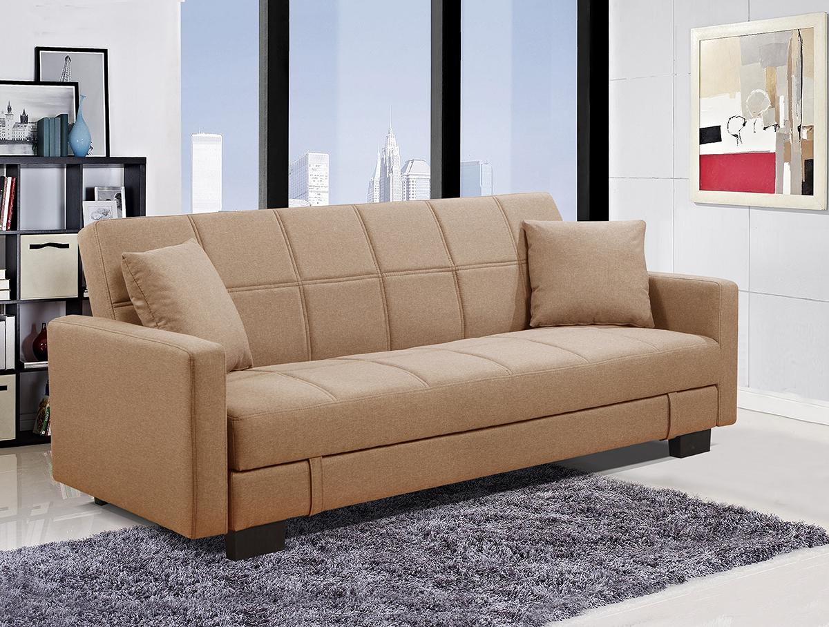 Cuscini Beige Per Divano divani letto divani tessuto divano letto contenitore