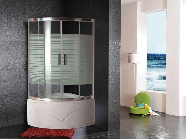 Box Doccia Cabina Box Doccia 110x110x210 Con Vasca Piatto C G Home Design