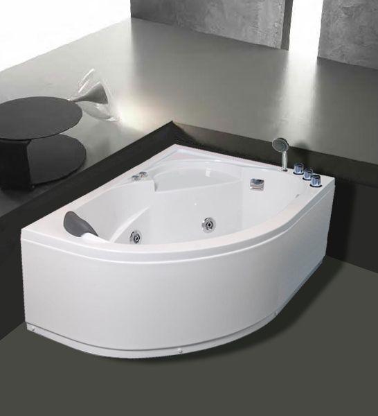 Vasche Idromassaggio Vasche Vasca Idromassaggio Doppia Bagno 150x100 Full Opt C G Home Design